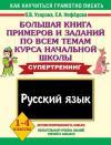 Большая книга примеров и заданий по всем темам